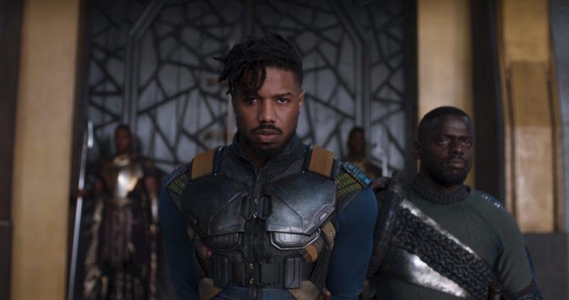 Black Panther Marvel Villain
