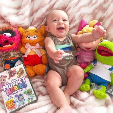 Muppet Babies Plush Giveaway