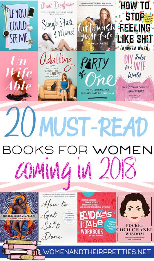 New Books for Women 2018