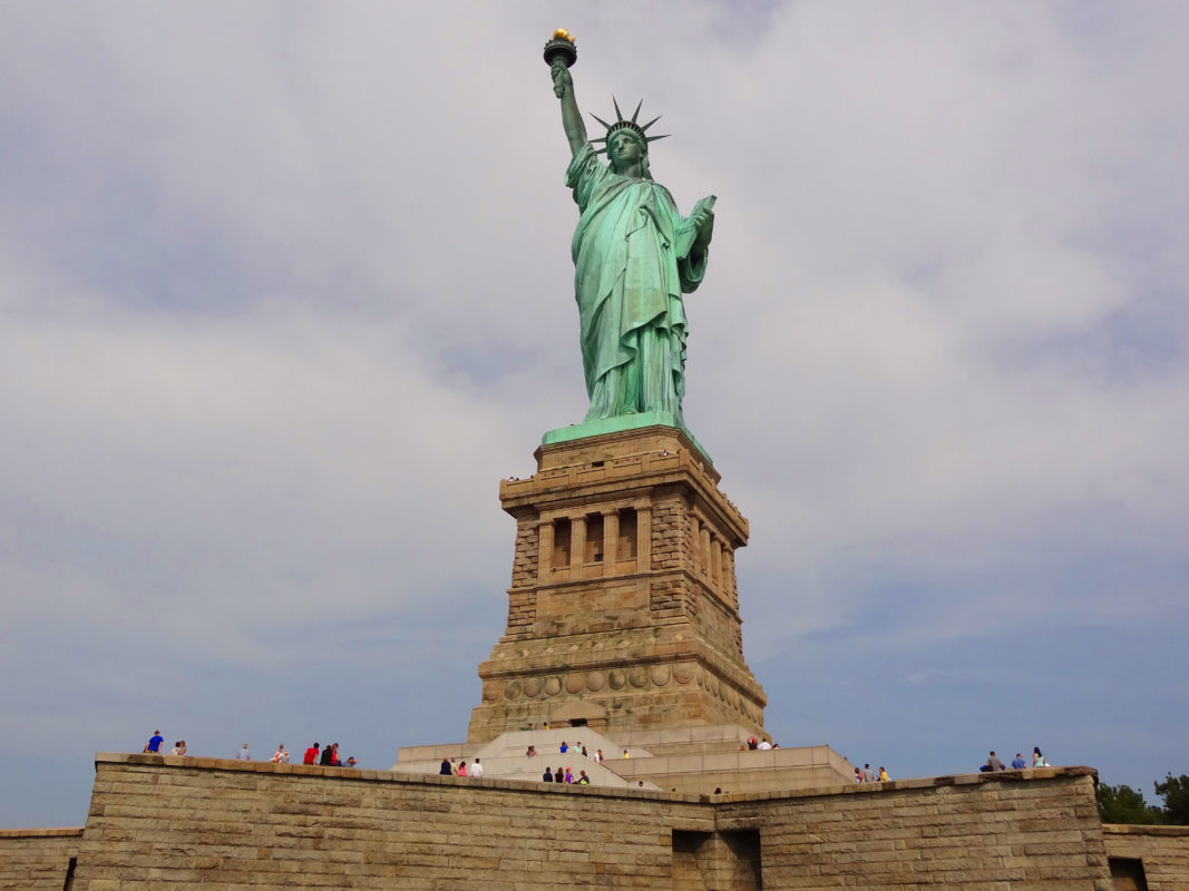 Must see new york city attractions east coast road trip for Places to see in new york city in one day
