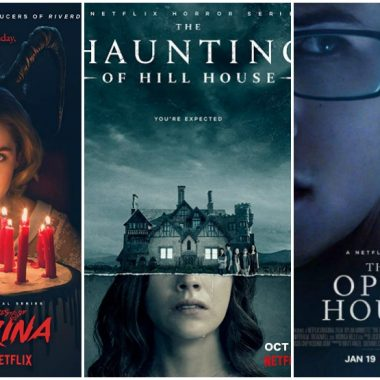Netflix Halloween 2018 Movies & Shows