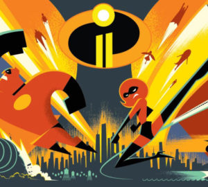 New Incredibles 2 Trailer (Teaser)