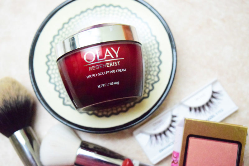 Olay Regenerist Micro-Sculpting Cream review