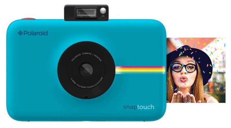 here's my honest Polaroid Snap Touch review