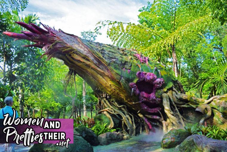 My journey on Disney's Pandora – World of Avatar rides | Avatar Flight of Passage and Na'vi River Journey