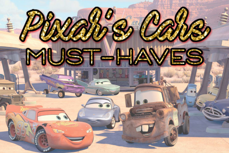 Cars Holiday Gift Guide