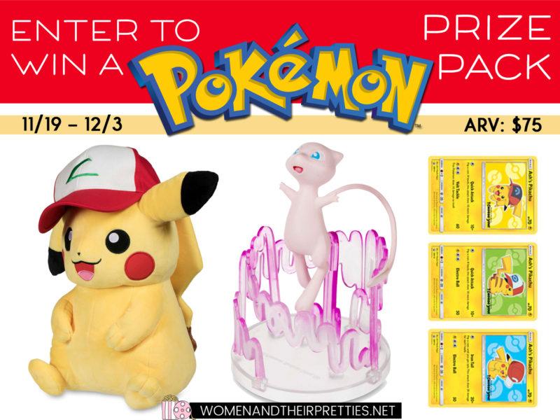 Pokemon Christmas Giveaway