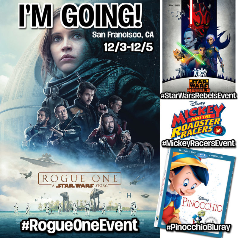 Read all about the Rogue One Event!