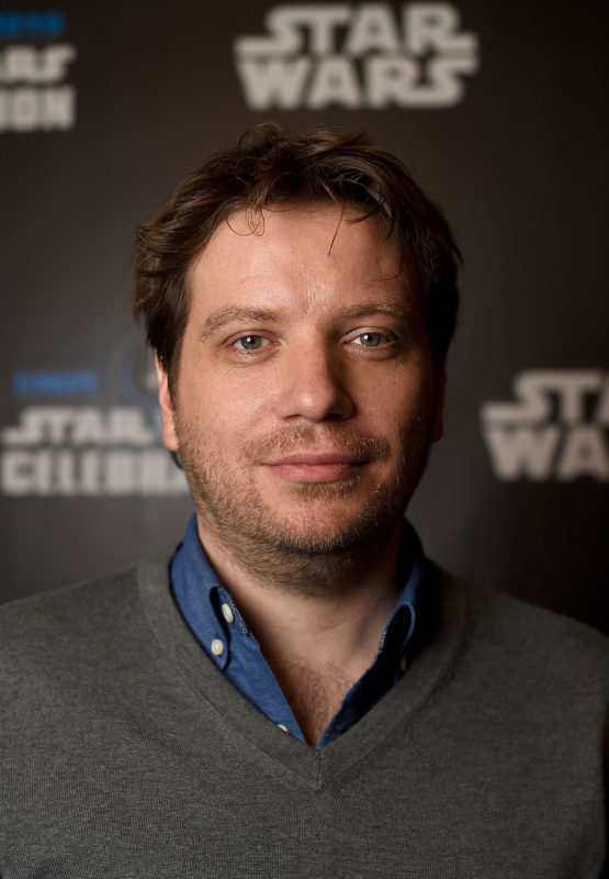 The brave man who took on a new Star Wars story: Gareth Edwards Rogue One Interview #RogueOneEvent