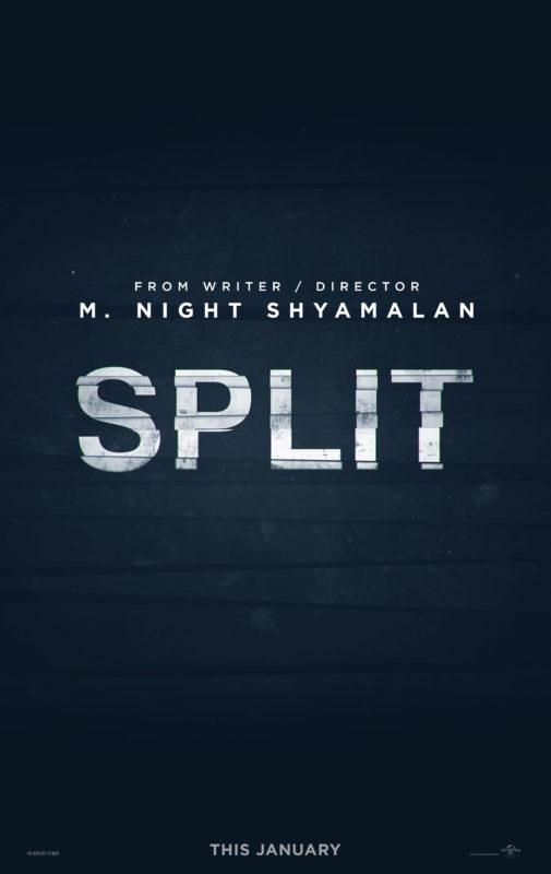 SPLIT is the true definition of a Psychological Thriller! #SPLITmovie