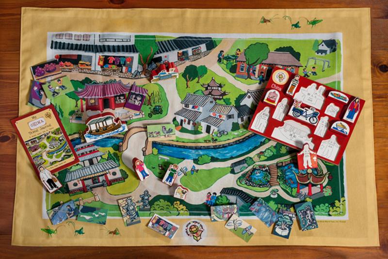 World Village Playset – China
