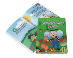 How To Eat Your ABCs Book