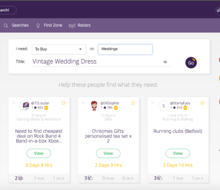 I'm using Digle to compare prices (and earn money) for my budget wedding (Bride-To-Be Series Vol. 2)