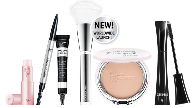 Grab this new It Cosmetics Collection: IT's Your Top 5 Superstars & More! 6 Piece Collection #ITSuperstars