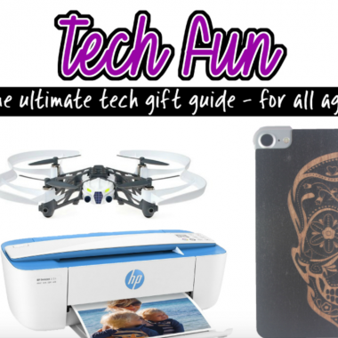 Who doesn't love a little technology? Make tech fun again with these trending tech gifts!