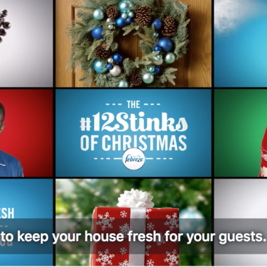 This catchy song will not only have you singing – you'll be cleaning, too! #12Stinks