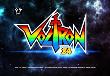 Check out this brand new OFFICIAL Voltron 84 Trailer!