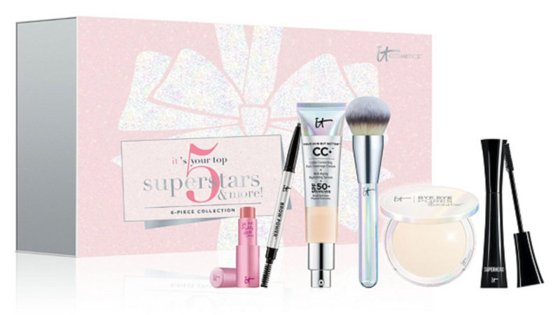 It Cosmetics Your Top 5 Superstars & more