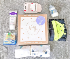 Baby Boy Subscription Box