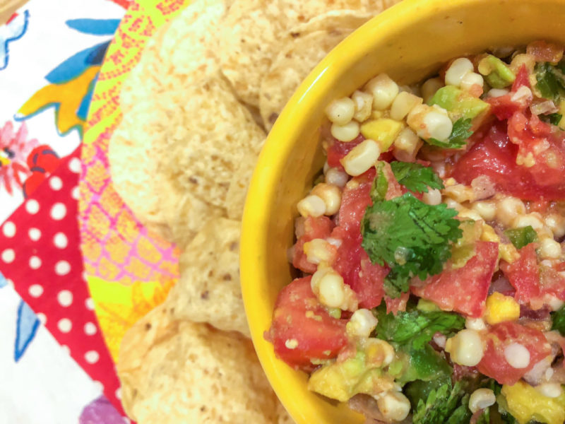 Fresh Florida Produce Recipes
