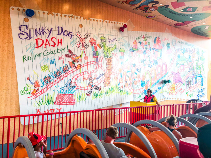 Toy Story Land Bucket List