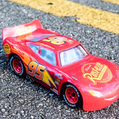 Introducing Sphero's Ultimate Lightening McQueen and Spider-Man
