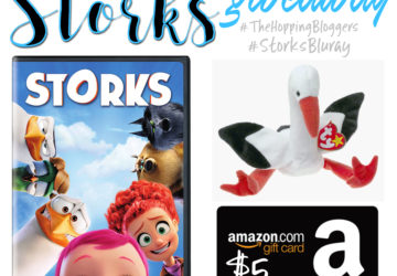 Enter to win a Storks prize pack! #StorksBluray