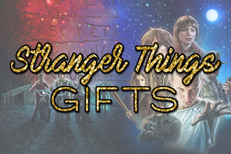 Stranger Things Gifts Holiday Gift Guide