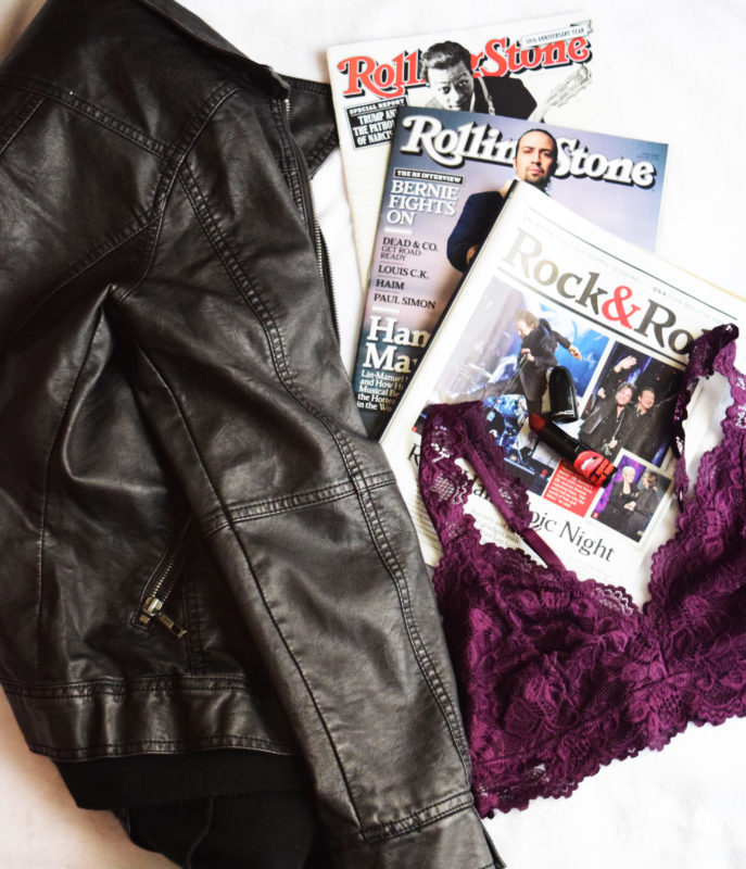 These concert must haves are great for any girl looking to Rock & Roll