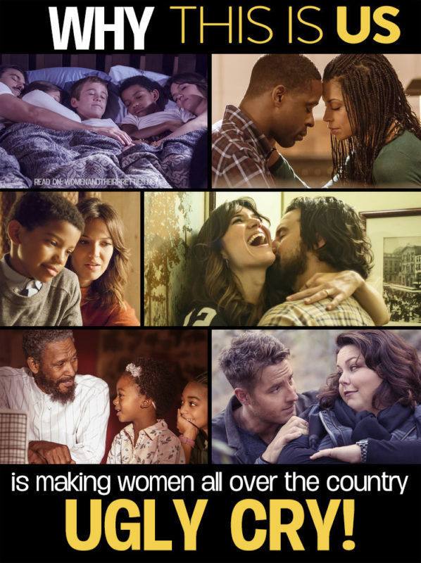ADMIT IT! You've been ugly crying every Tuesday for the past few weeks! This drama series is taking over the world! -- Why This Is Us is making women all over the country UGLY CRY! #ThisIsUs   Women and Their Pretties