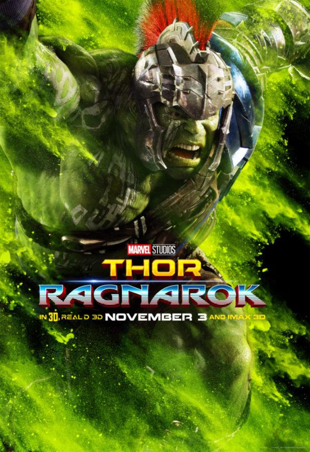 Thor Ragnarok Planet Hulk