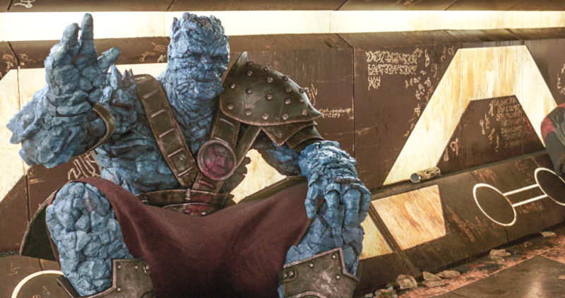 Korg Taika Waititi Interview