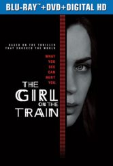 The girl on the Train Blu-ray