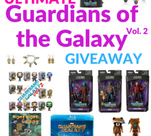 Guardians of the Galaxy Vol. 2 Giveaway