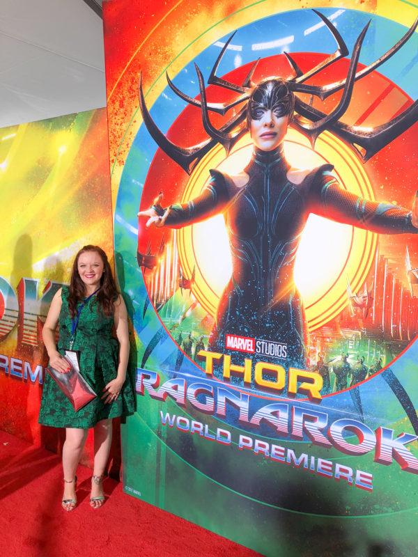 Thor: Ragnarok Premiere Experience