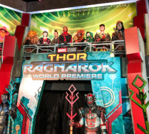 Thor: Ragnarok Red Carpet photos