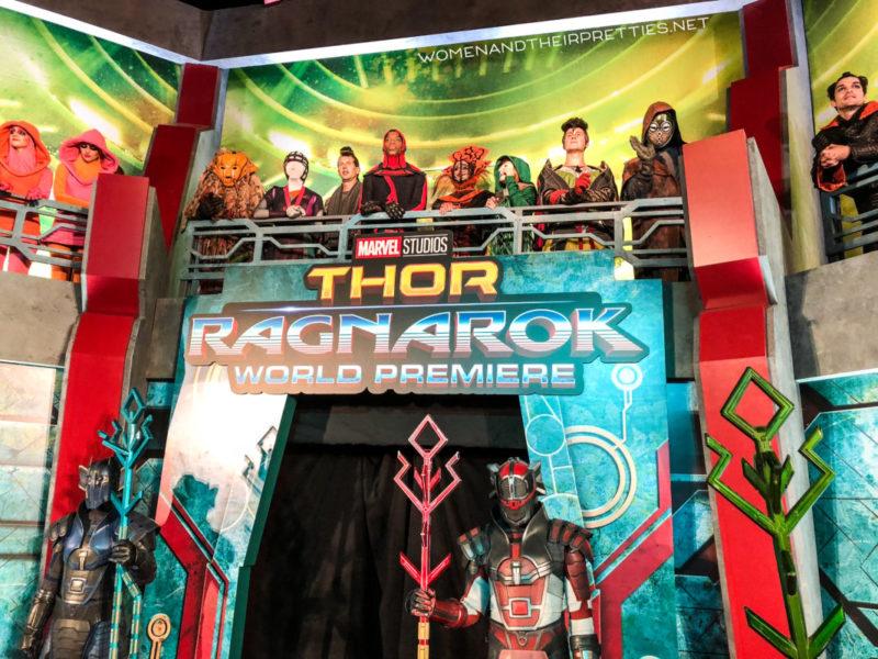 Thor: Ragnarok Red Carpet photos