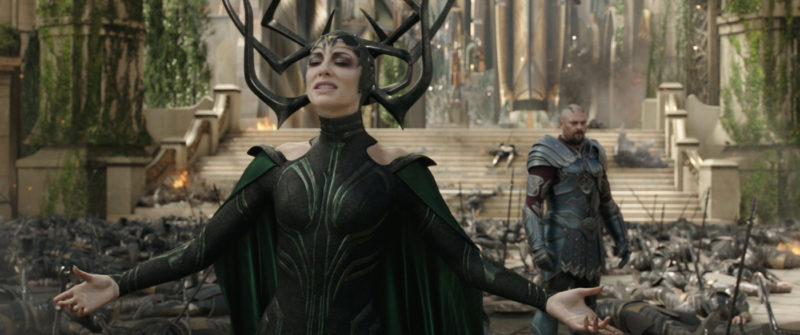 all female superhero movie
