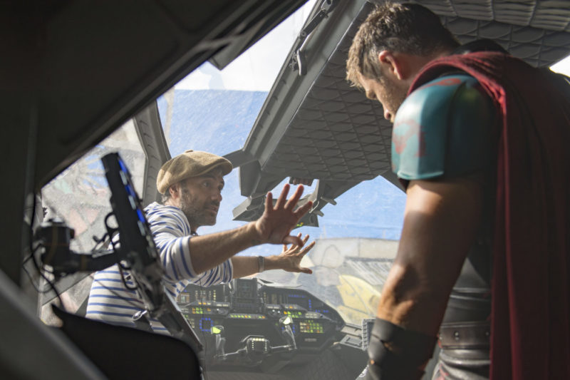 Who is thor ragnarok director