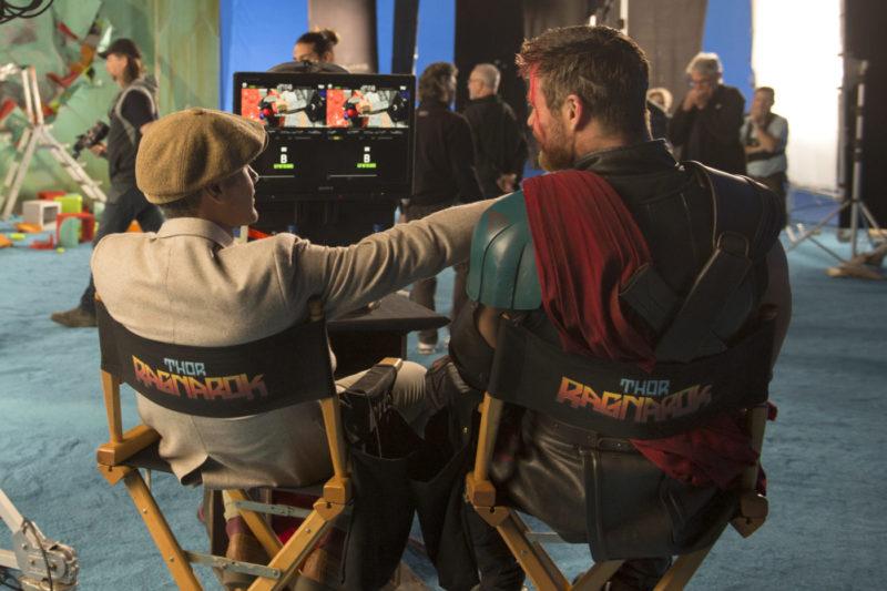 Chris Hemsworth Taika Waititi Interview