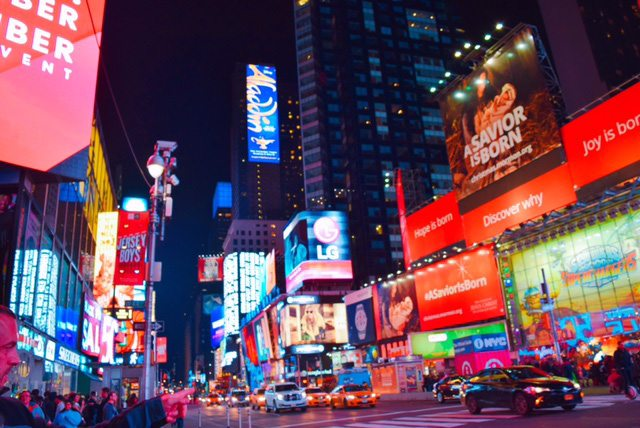 Times Square: 6 reasons to vacation in New York City (East Coast Road Trip: Vacation Tips #1)