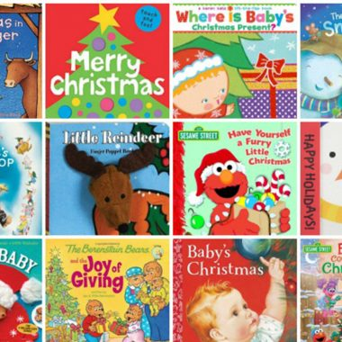best baby books for Christmas