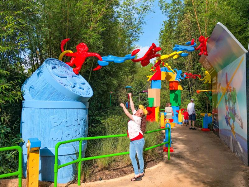 Toy Story Land Pixar Ball Pics