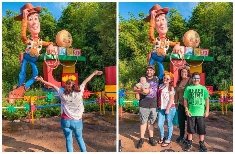 Toy Story Land Bucket List