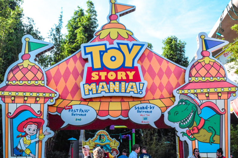 Toy Story Land Bucket List Disney Rides