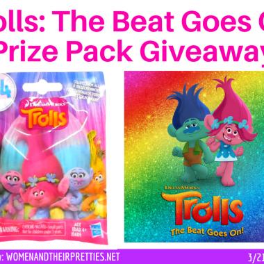 Trolls Giveaway