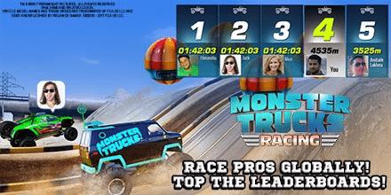 Monster Trucks App