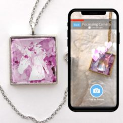 Augmented Reality Necklace