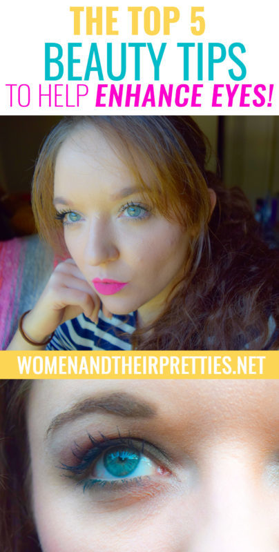 5 best beauty tips to enhance eyes – for women who want to get those lashes on fleek!