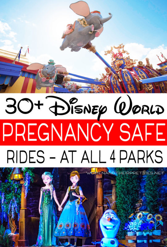 Disney Rides that are safe while pregnant